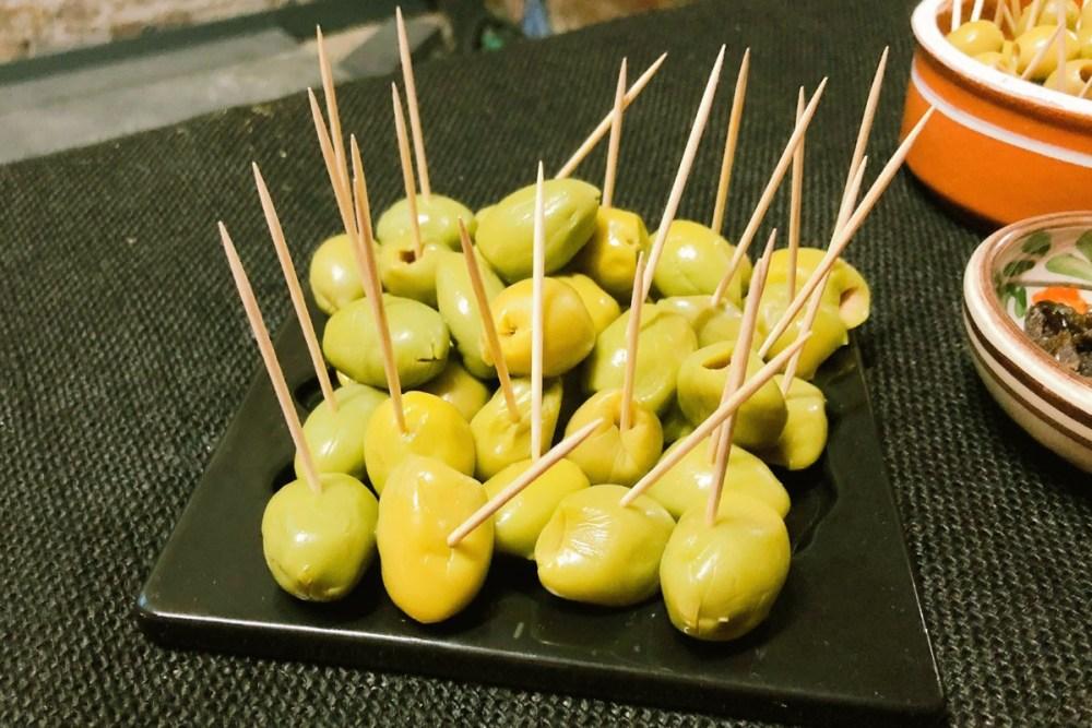 Meine Lieblings-Oliven