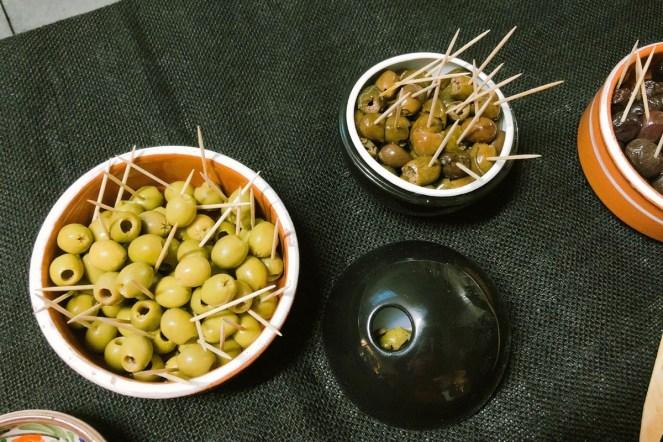 Olivenvielfalt