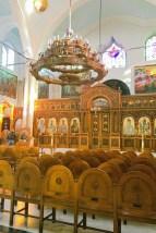 In der Kirche in Heraklion