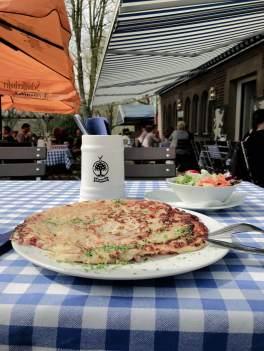 Am Aasee gibt's einiges an Gastronomie
