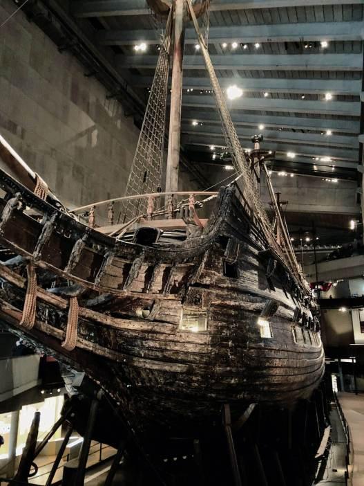 Im Vasa-Museum