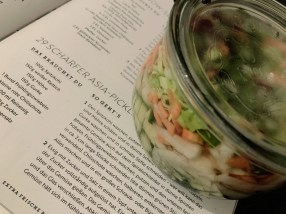 Asian Pickels selbst gemacht