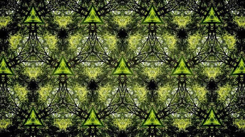 Vorherrschende Farbe: Grün
