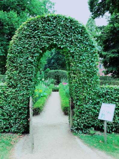Bauerngarten im Botanischen Garten