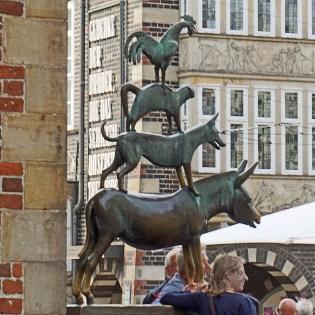 Städtetrip nach Bremen