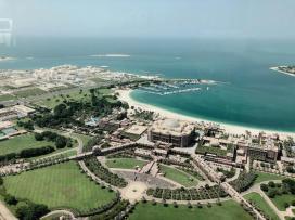 Emirates Palace von oben