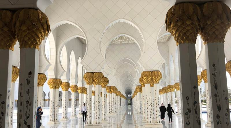 Shaik Zayed Grand Mosque