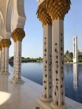 Besichtigung der Moschee
