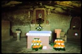 In der Felsenkapelle