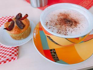Kaffee und Muffin