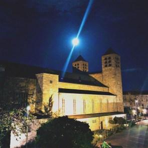 Unna bei Nacht