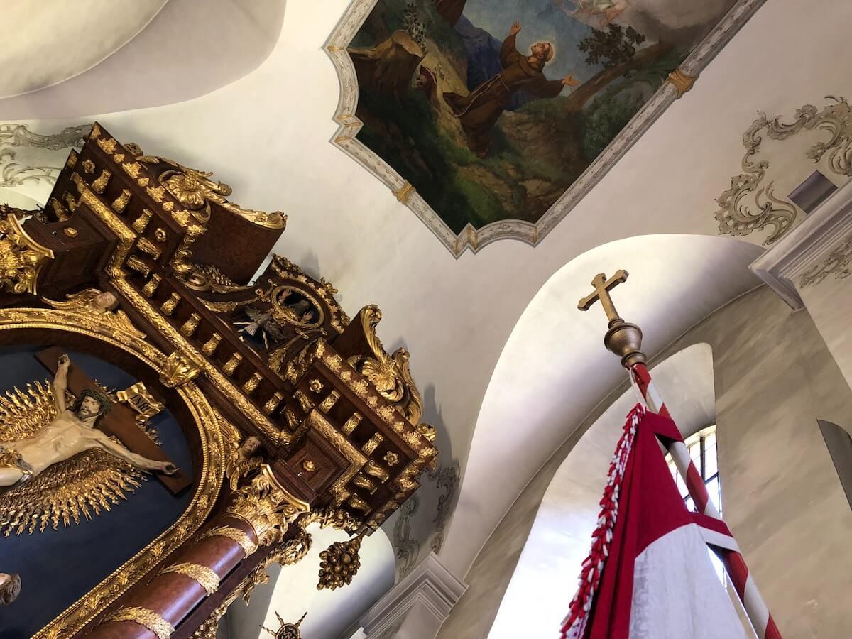 Willkommen in der Rhön: Bier, Spirituosen und ein Klosterbesuch
