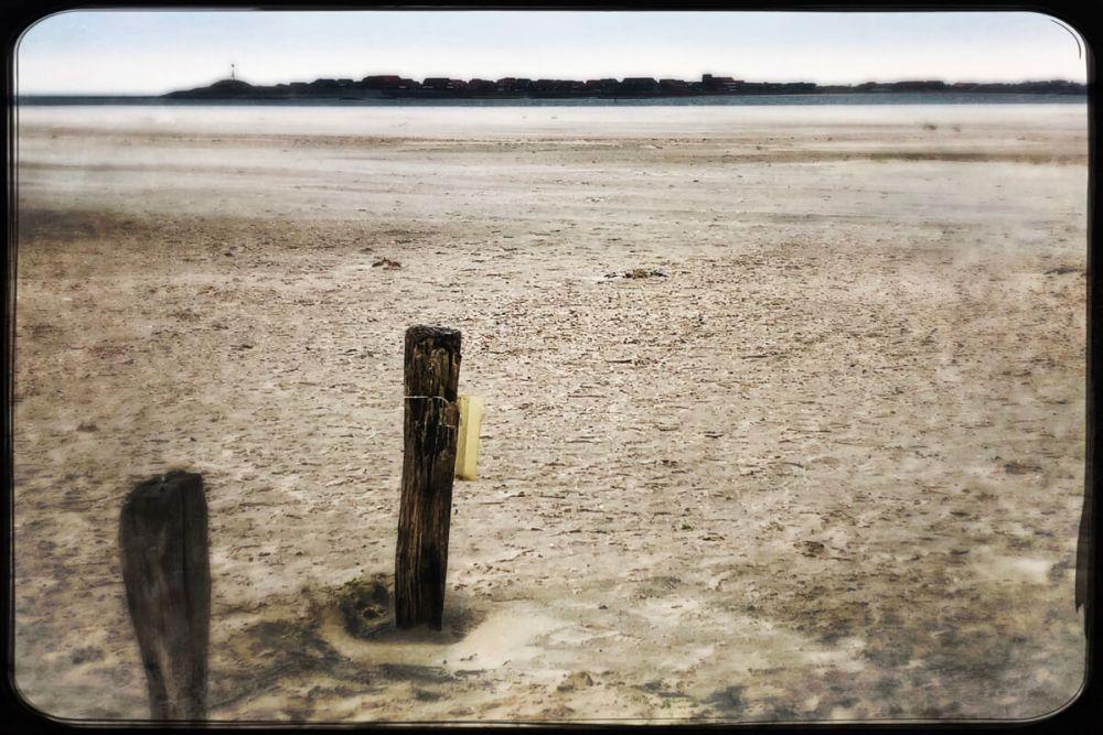 Am Ostende von Norderney