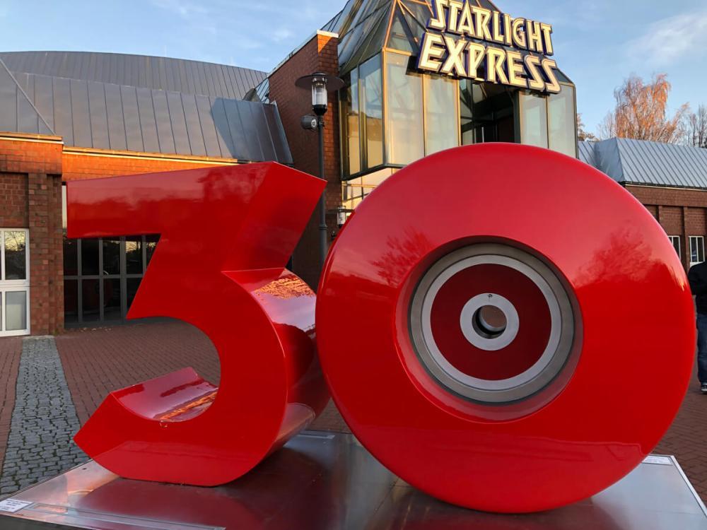 30 Jahre Starlight Express