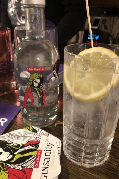 Coole Flasche: Ginsanity aus Köln-Braunsfeld