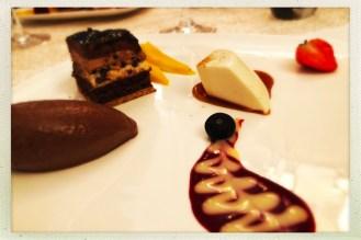Dessert im Etrusca