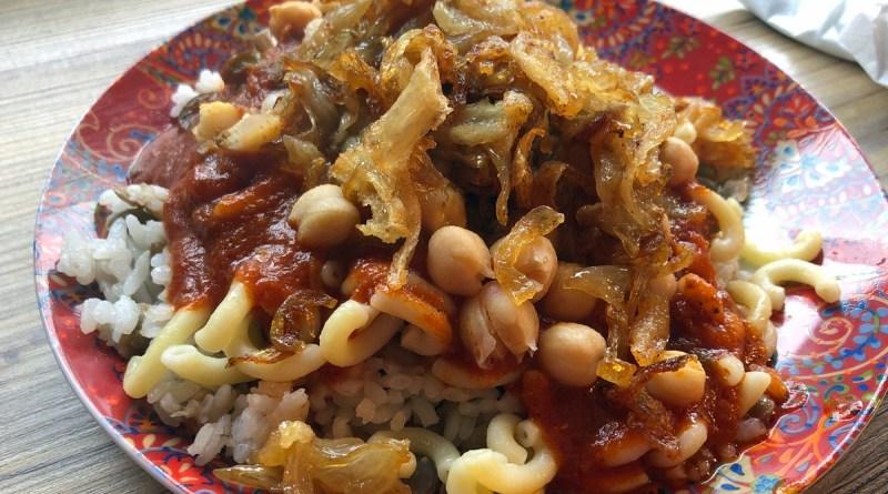 Kuschari: ägyptisches Streetfood
