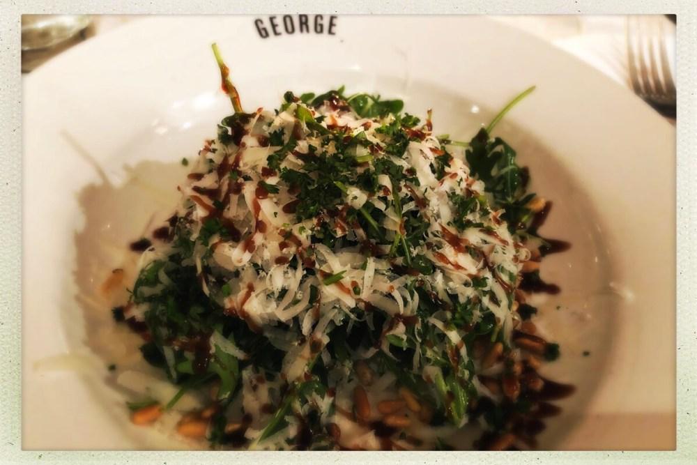 Im Café George