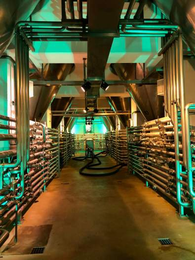 Brauereiführung in Bochum
