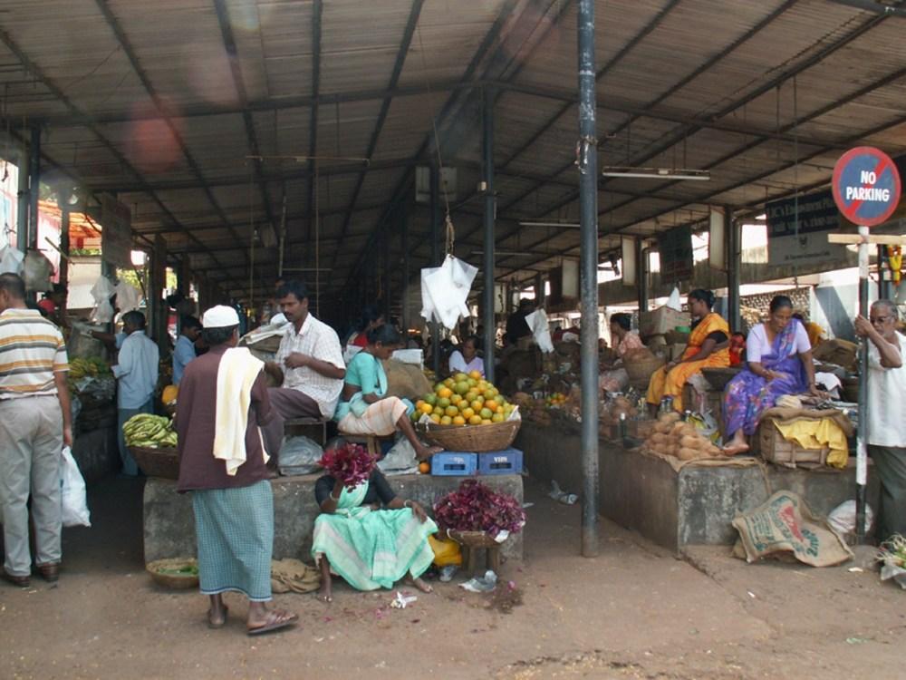 Markt in Goa