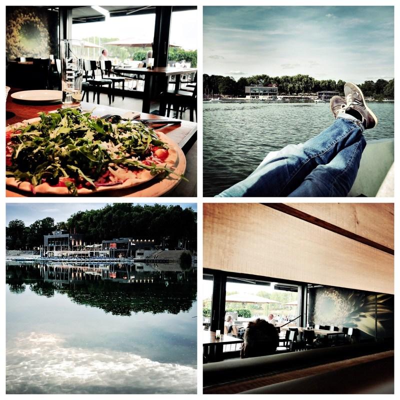 Auszeit am Aasee und Besuch im A2
