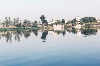Nildelta in Ägypten