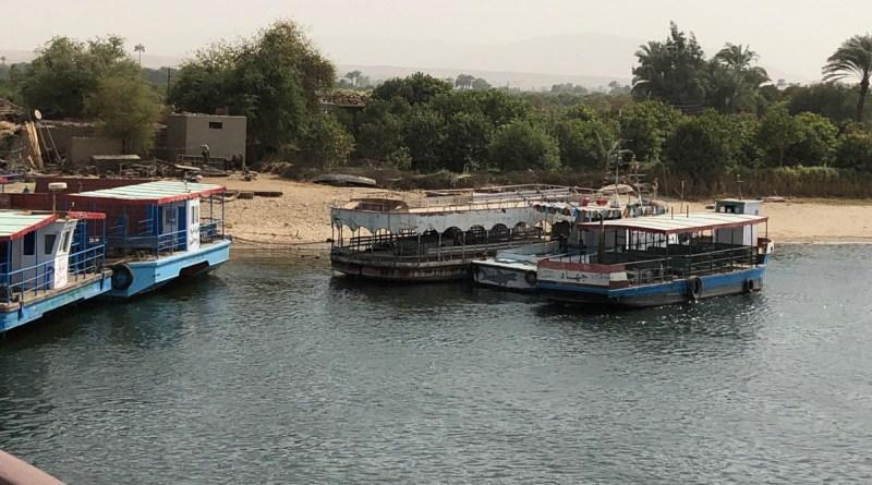 Ägypten-Urlaub: den Nil entlang