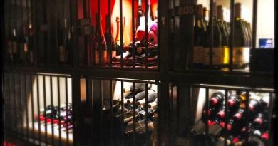 Tresore mit Wein