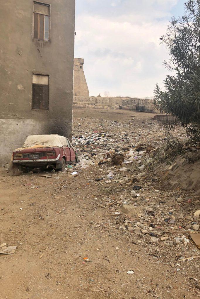 Kairo: Pyramiden, Sphinx und ganz viel Chaos