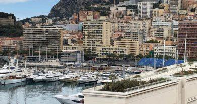 Unterwegs in Monte Carlo und Monaco