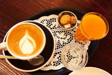 Kaffee im Berliner Westen