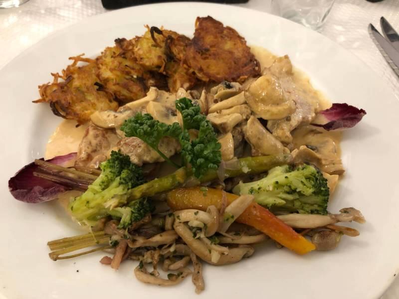 Essen in Metz: Restaurants und Cafés