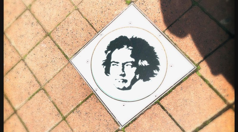 Beethoven ist in Bonn überall