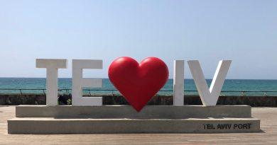 Tel Aviv-Skulptur