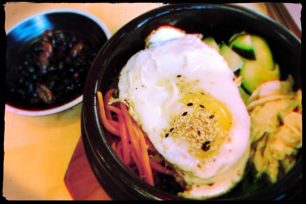 Tapas koreanisch