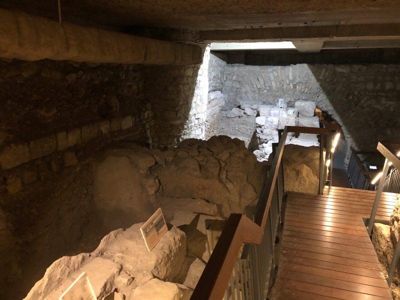 Katakomben der Erlöserkirche