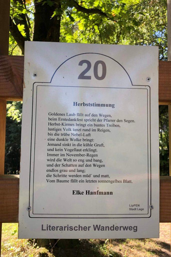*Werbung* 3 Outdoor-Touren im Teutoburger Wald
