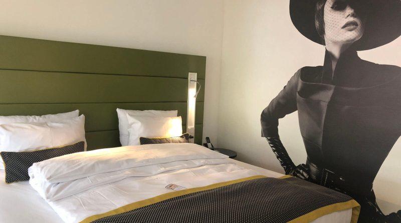 Indigo, eines der stylischen Hotels in Düsseldorf