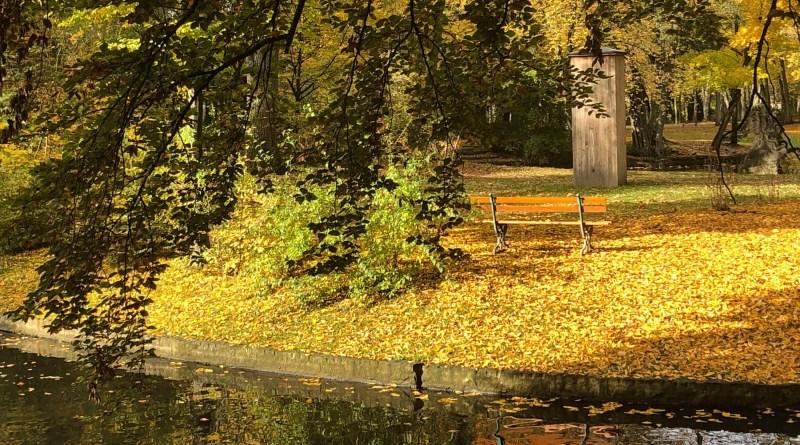 Im Bayreuther Hofgarten