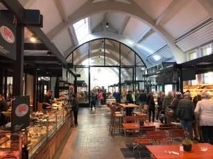 Die Markthalle in Herford