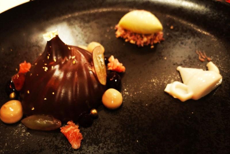 Julia Komps Dessert im Lokschuppen