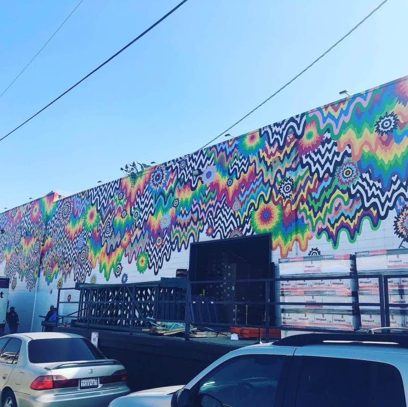 Streetart in L.A.