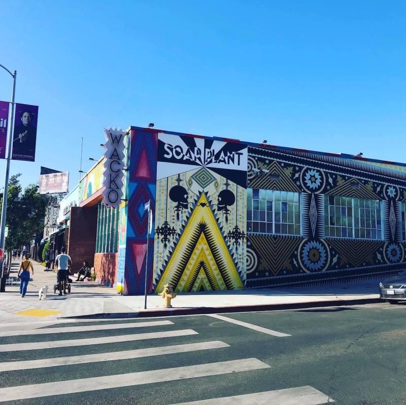 Wacko in Los Angeles