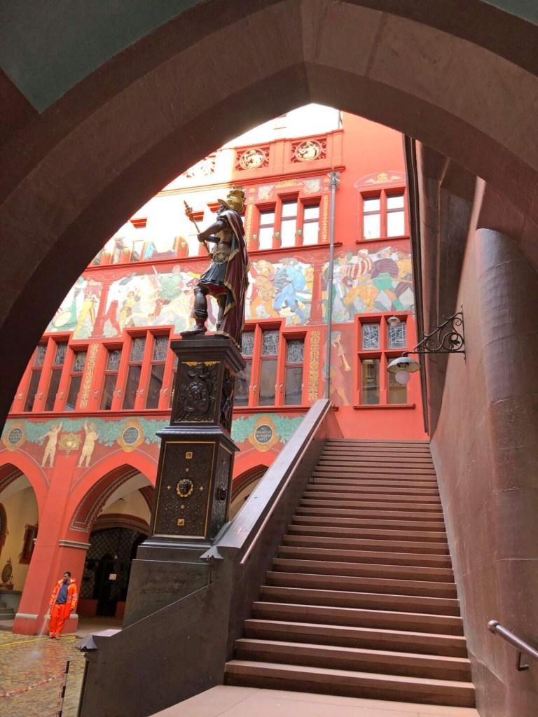 Städtetrip nach Basel