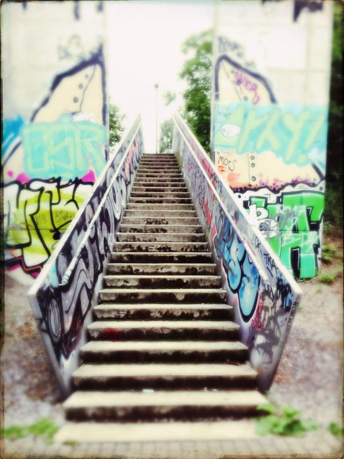 Laufstrecken in Köln: Am Herkulesberg
