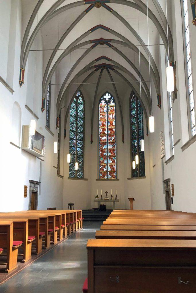 Stadtwandern auf der Via Sacra in Köln