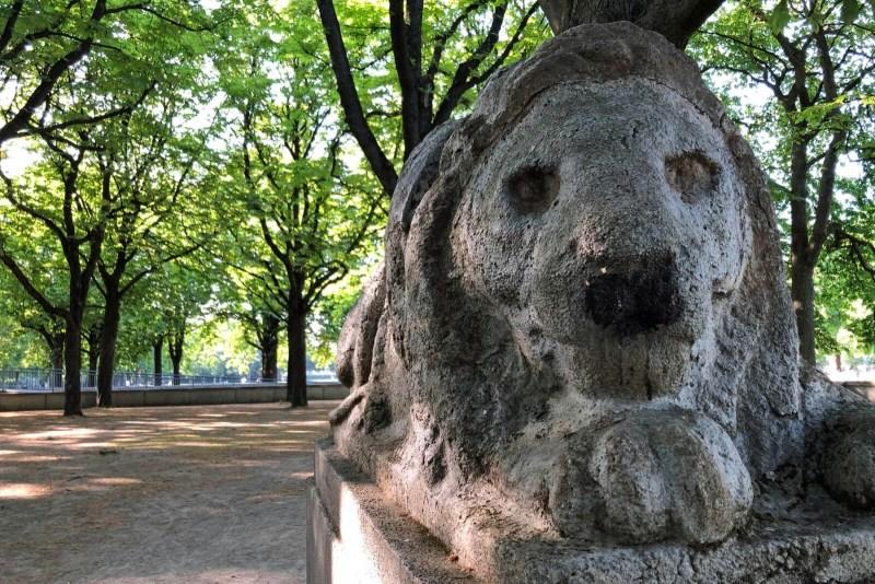 Laufstrecken in Köln: Im Blücherpark und in den Schrebergärten