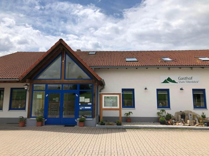 Essen und Schlafen in Bad Neualbenreuth