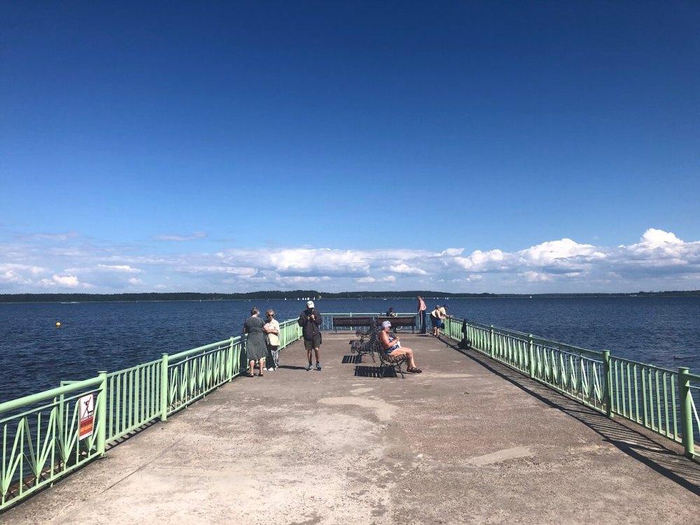 Riga: Tolle Ostsee-Strände vor den Toren der Stadt