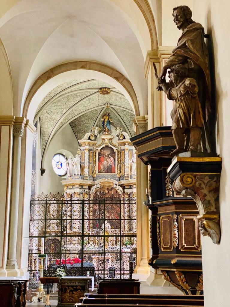 *Werbung* Die Seele streicheln an der Abtei Marienmünster in Höxter